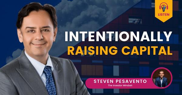 Intentionally Raising Capital
