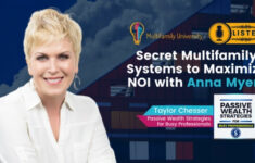 Secret Multifamily Systems to Maximize NOI with Anna Myers