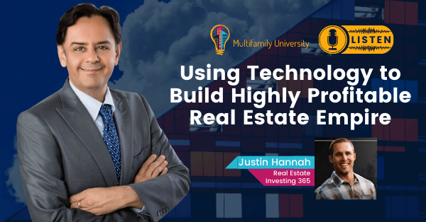 Using Technology to Build Highly Profitable Real Estate Empire