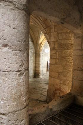 Pezenas limestone architecture.