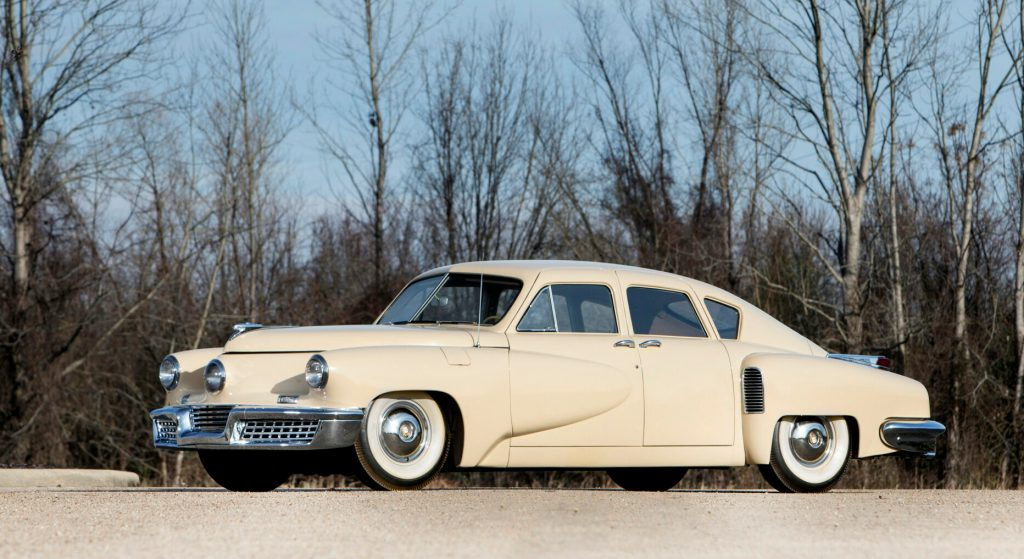 There Were Only 51 Tucker Cars Made A Maine Museum Bought One