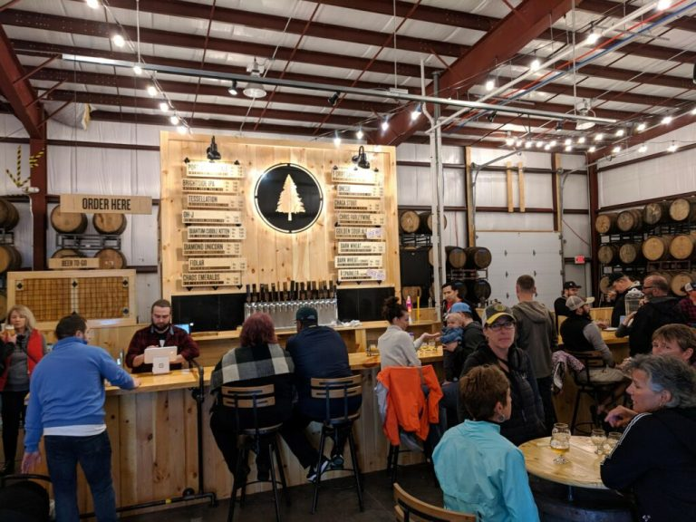 Hanging Out On Gorham Street For Over >> After Perfecting New Brewing System Lone Pine Opens Gorham Tasting
