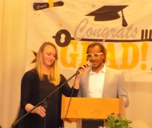 Adult graduates told education is key to possibilities 2