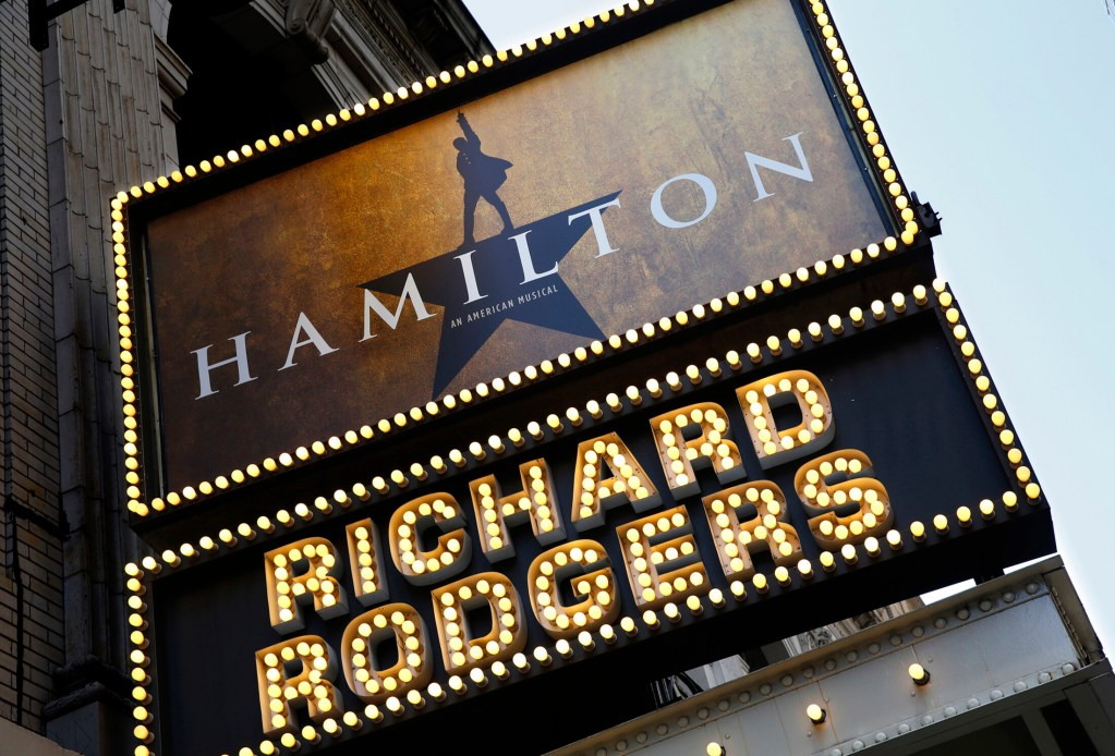 The hip-hop biography of one of America's Founding Fathers is a star event on tour, as on Broadway.