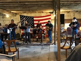 Rusty Hinges will perform at 3 p.m. Saturday, June 15, at the Inn Along the Way in Damariscotta.