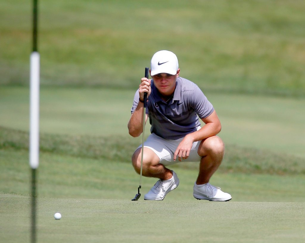 Maine Amateur: Anderson grabs early lead with a 5-under 65