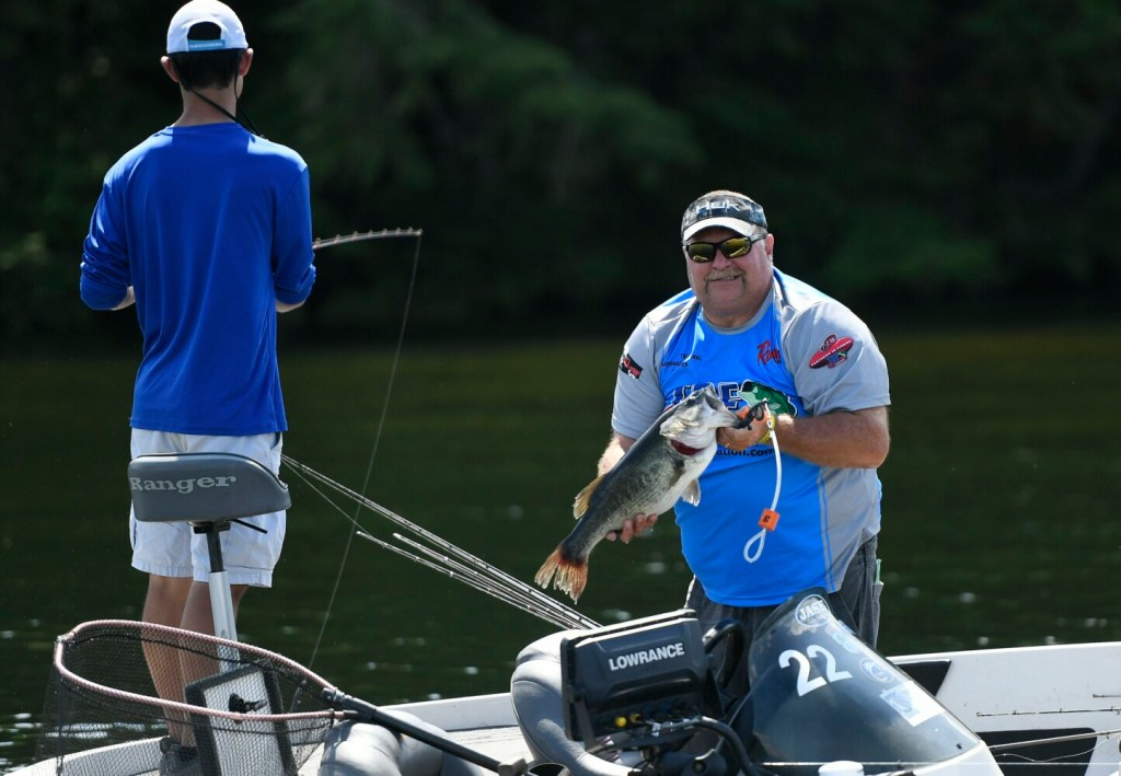 Maine anglers partial to bass – even though it's from away