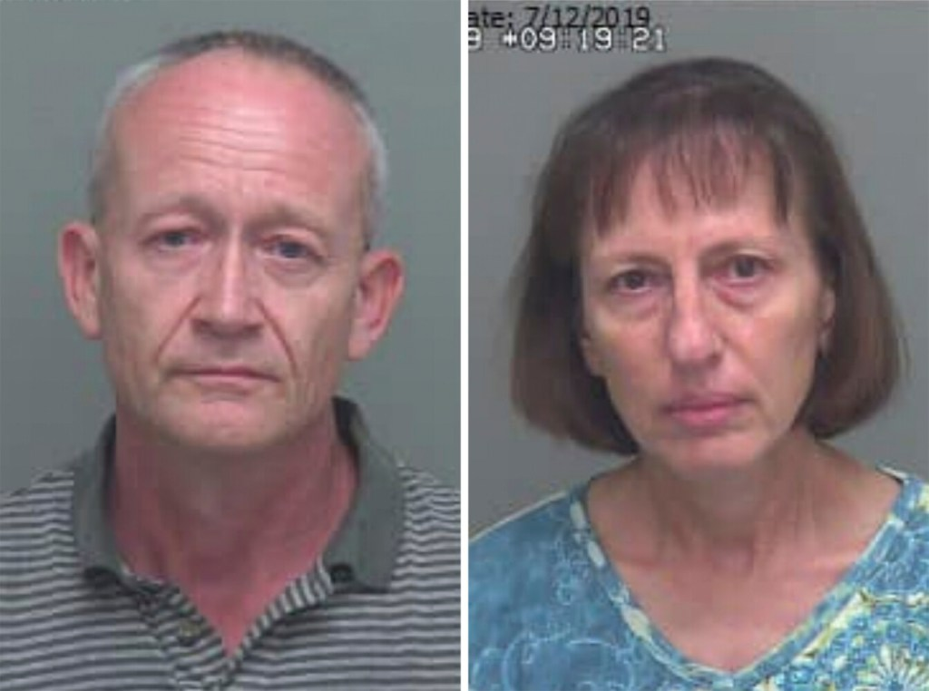 "Mirko and Regina Ceska are charged with sexual assault and neglect, among other charges. The Florida couple, described as ""doomsday preppers,"" are  accused of sexually and physically abusing two women who escaped and reported them."
