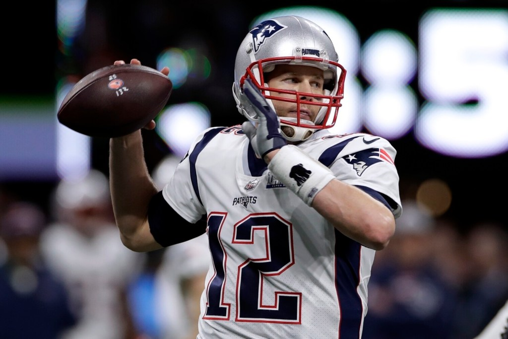 Tom Brady and the New England Patriots will be in the hunt for another Super Bowl title, but this year they will have to do it without tight end Rob Gronkowski, who retired after last season.