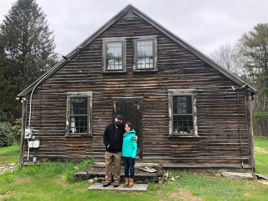 Maine Couple Buys Home That Inspired Horror Movie 'The