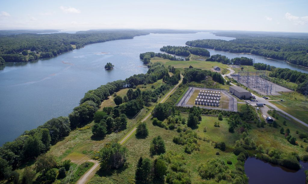 The decommissioned Maine Yankee site in Wiscasset currently houses 542 metric tons of spent nuclear fuel stored, which costs $10 million annually to maintain.