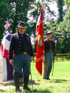 Monument erected in Virginia pays tribute to the 1st Cavalry