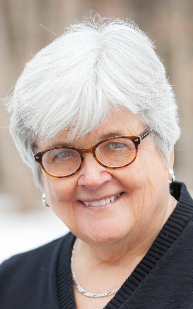 Portland resident Marian McCue is the former editor and publisher of The Forecaster.