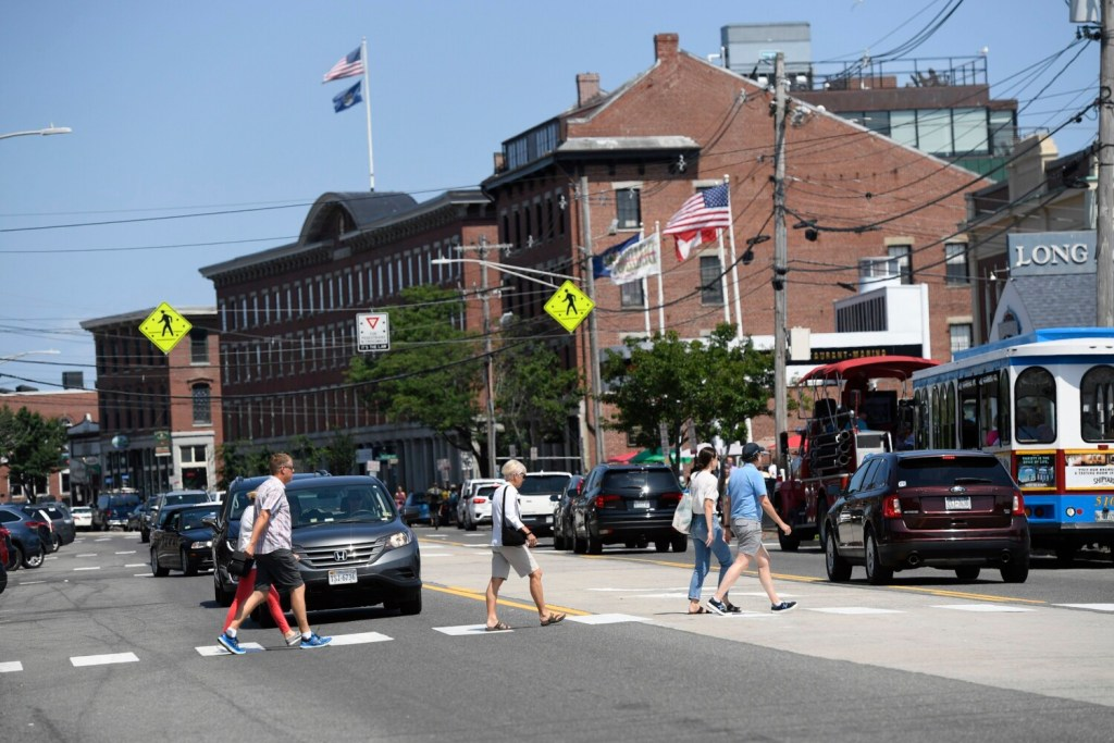 Congestion on Commercial Street, such as that on Friday, hurts the waterfront by delaying deliveries of seafood, bait and other perishables.