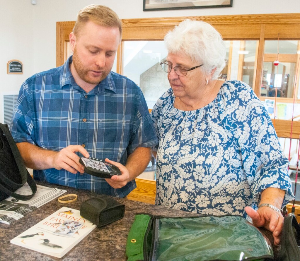 Fishing poles, snowshoes, a telescope — libraries are lending more than just books | Lewiston Sun Journal