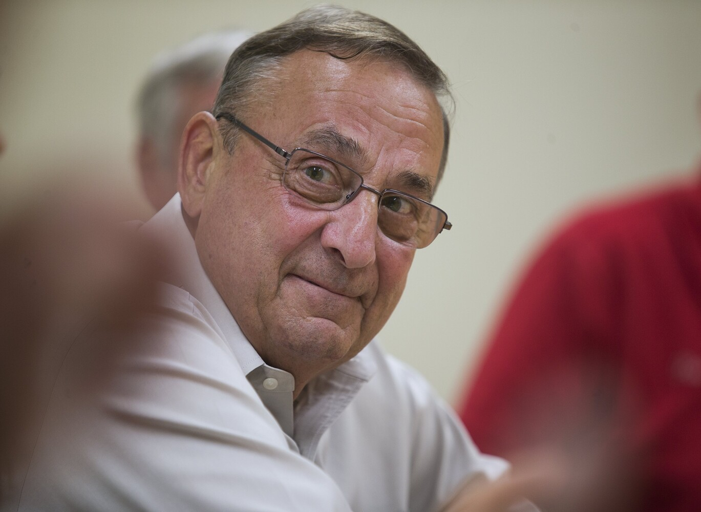LePage, Maine Republicans lavish praise on President Trump - CentralMaine.com