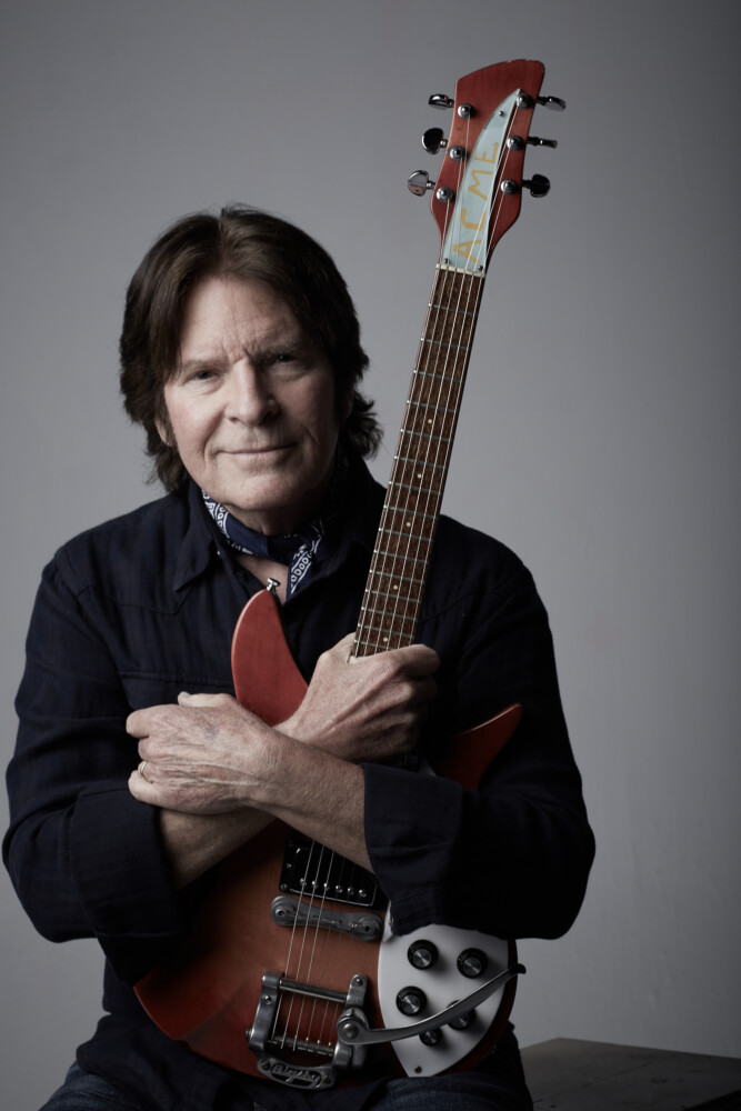 John Fogerty still rolling on the river 50 years later - Portland Press Herald