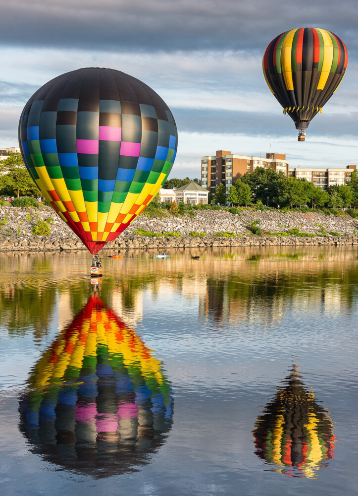 Things to do: Take to the sky at the Great Falls Balloon Festival - Portland Press Herald