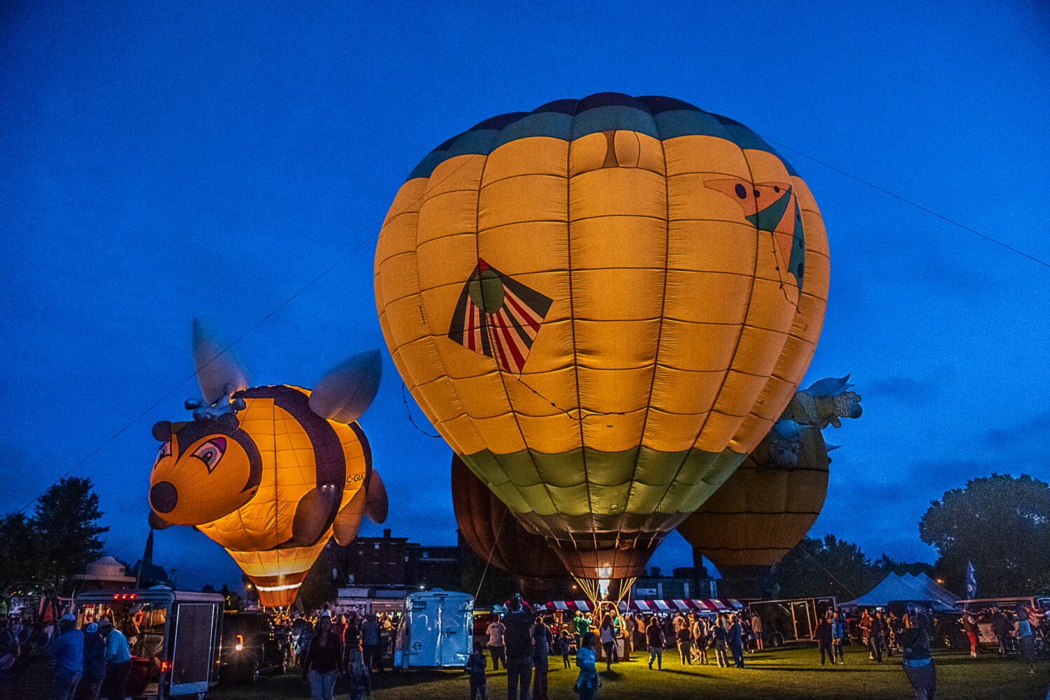 Positive attitudes come out on top … even though balloons didn't - CentralMaine.com