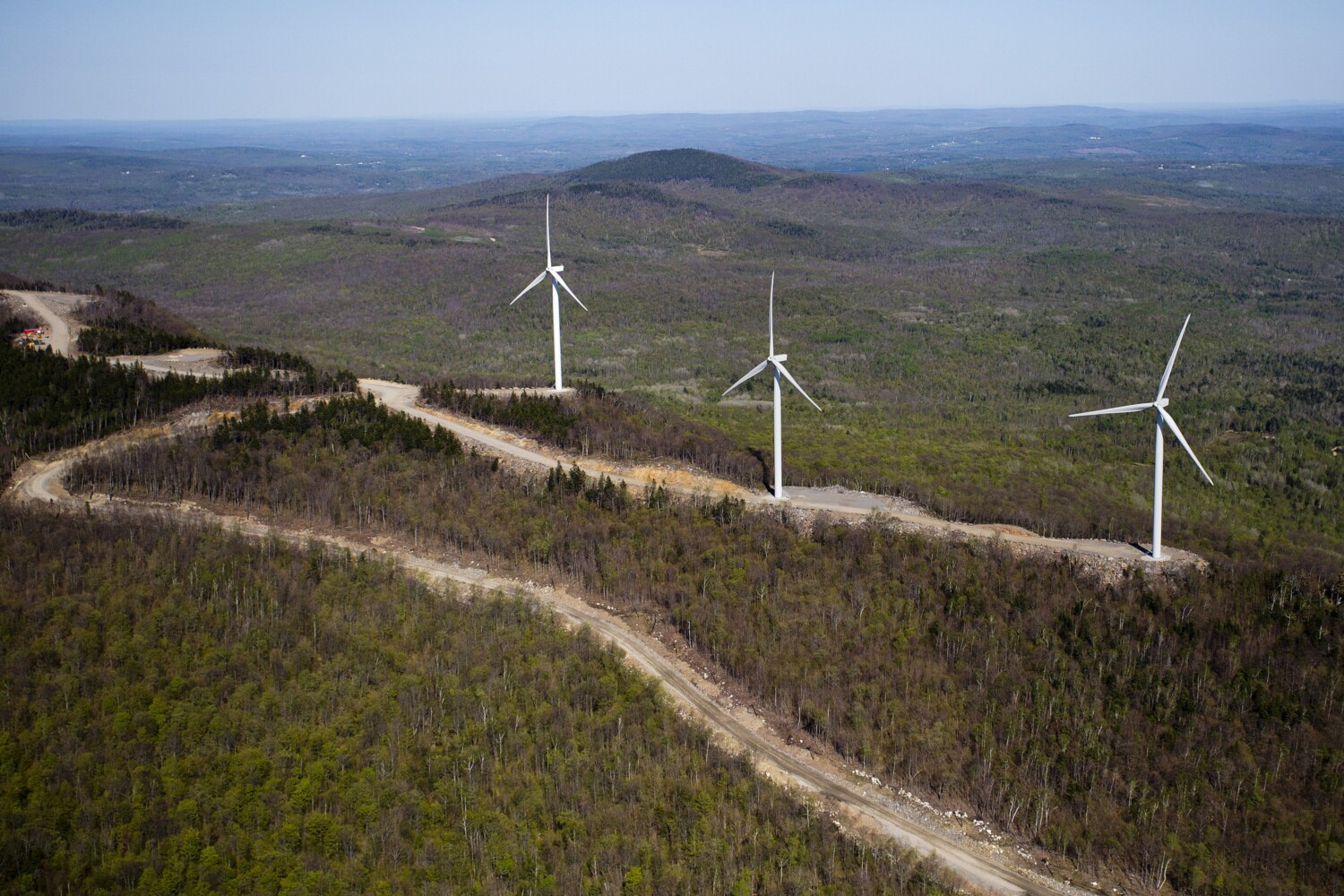 Maine eyed for project that converts electricity to storable gas - CentralMaine.com