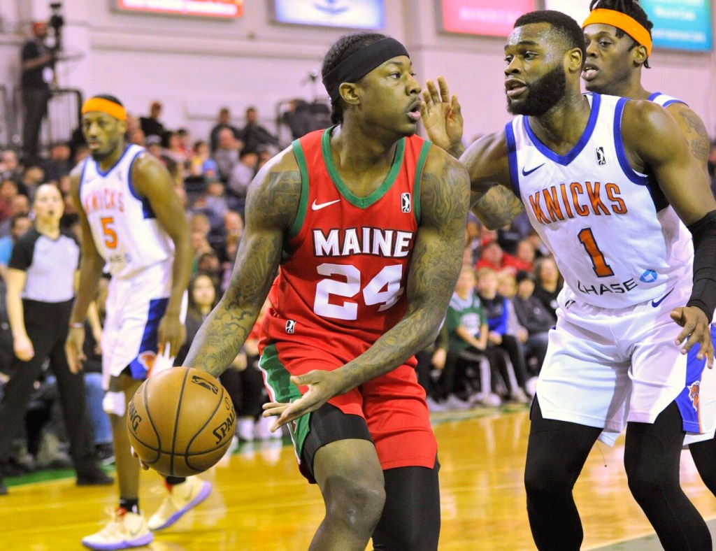 Worcester hopes to lure Red Claws out of Maine, but former