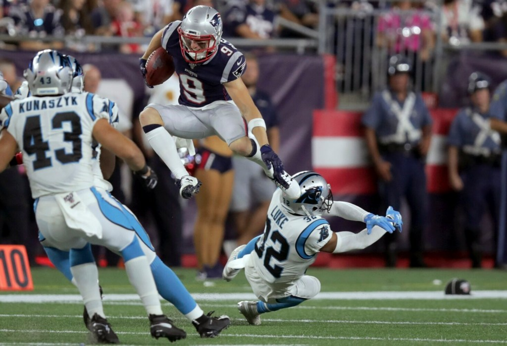 Breaking down the Patriots' 53-man roster - Portland Press