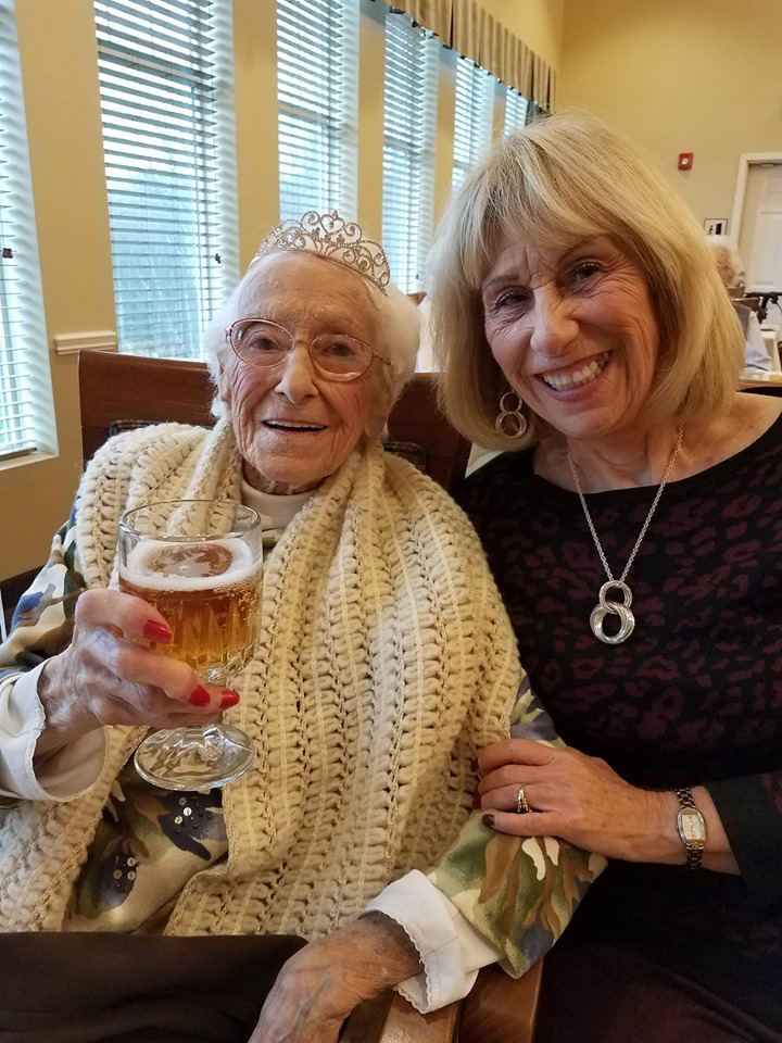 Scarborough resident turns 101 - Press Herald