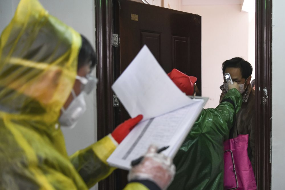 Coronavirus outbreak: Death toll surpasses 2,000 in China with 136 new fatalities