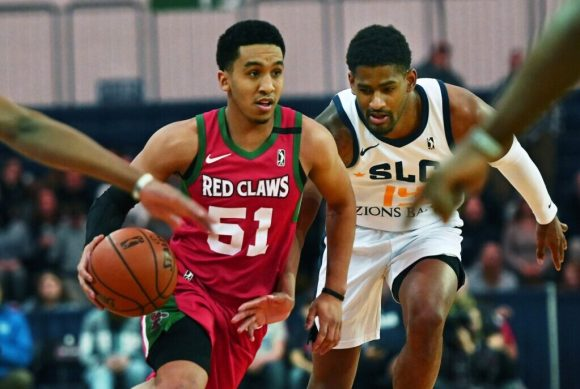 Red Claws' point guard Tremont Waters named G League rookie of the year -  Portland Press Herald