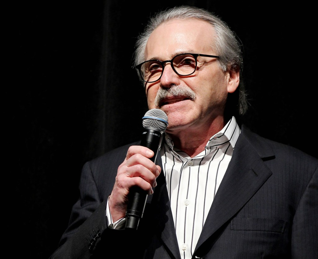 David Pecker, a longtime friend of President Trump and CEO of American Media, was granted an immunity deal by federal prosecutors in August in exchange for providing information on Michael Cohen.