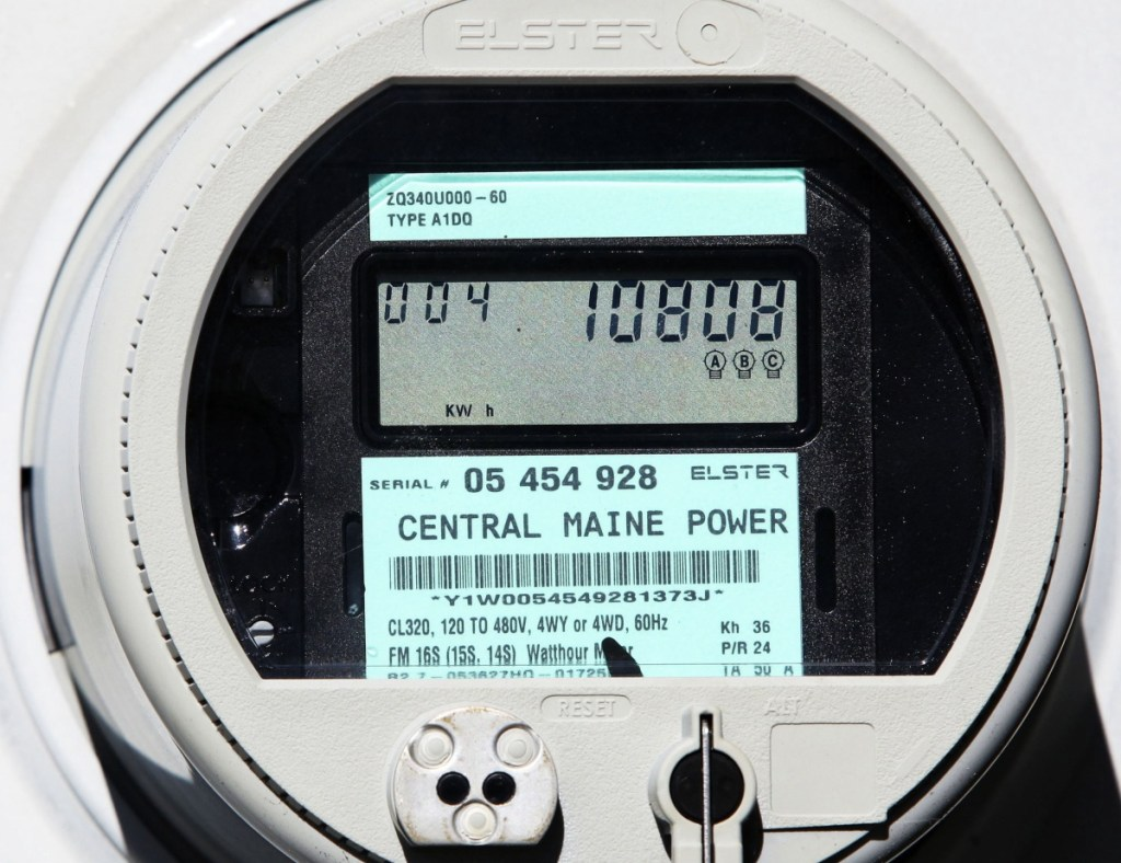 """A Central Maine Power """"smart meter."""" Ongoing probes of CMP's billing mean regulators may extend the time frame for ratepayer complaints."""
