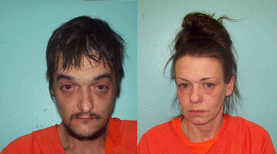 Two charged with dealing heroin, cocaine in Jay | Lewiston Sun Journal