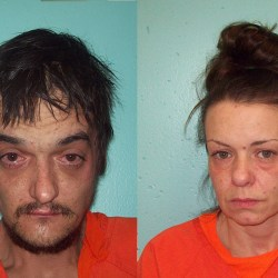 Two charged with drug trafficking following search of Augusta home