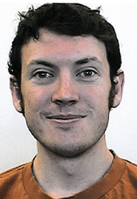 This photo provided by the University of Colorado shows James Holmes. University spokeswoman Jacque Montgomery says the 24-year-old Holmes was studying neuroscience in a Ph.D. program at the University of Colorado-Denver graduate school. Holmes is suspected of shooting into a crowd at a movie theater, killing at least 12 people and injuring dozens more.