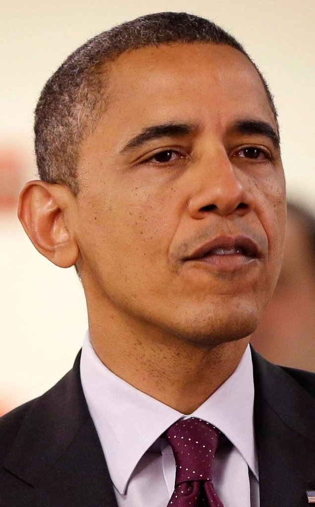 President Obama suspended campaigning to focus on storm-related issues.