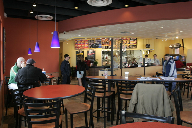 The Kentucky Fried Chicken/Taco Bell in Saco is the kind of business that will be represented by the newly formed Maine Franchise Owners Association.