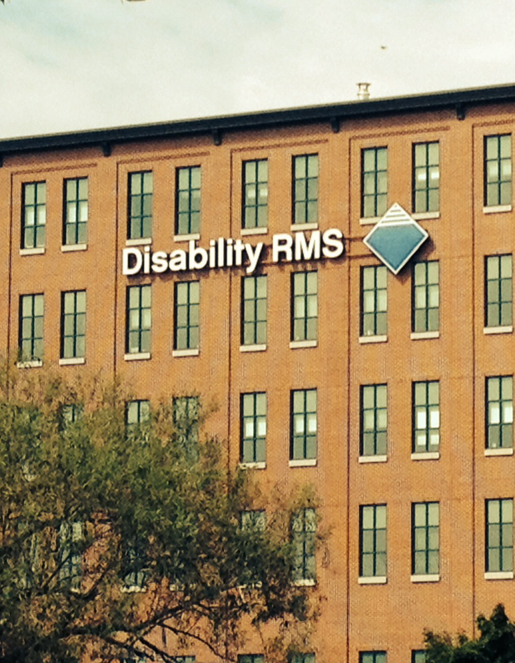 Disability RMS plans to leave its building in Westbrook for a South Portland location.