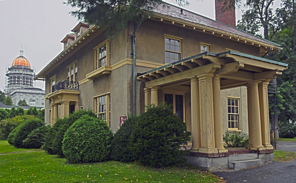 The Gannett House is the proposed site of a First Amendment museum.