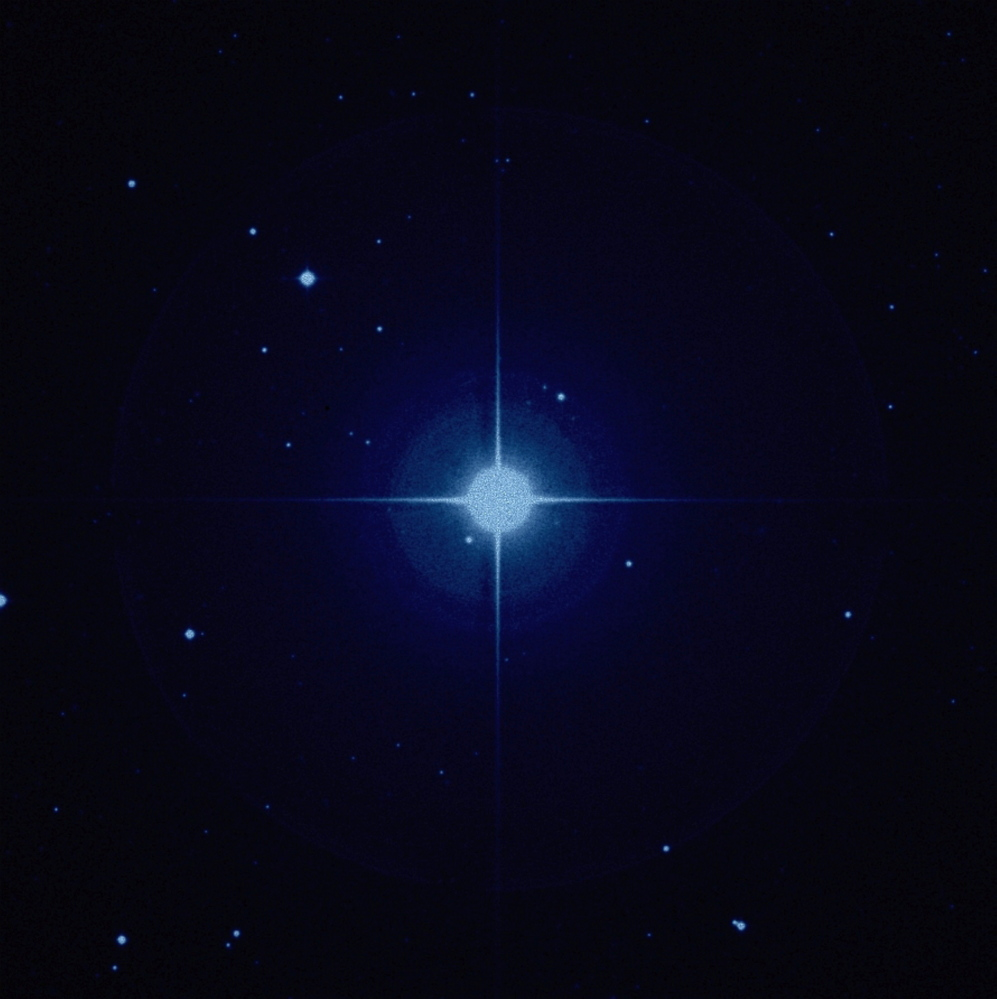 Around 3000 B.C. (5,000 years ago) Thuban, in the constellation Draco, the Dragon, was the pole star.