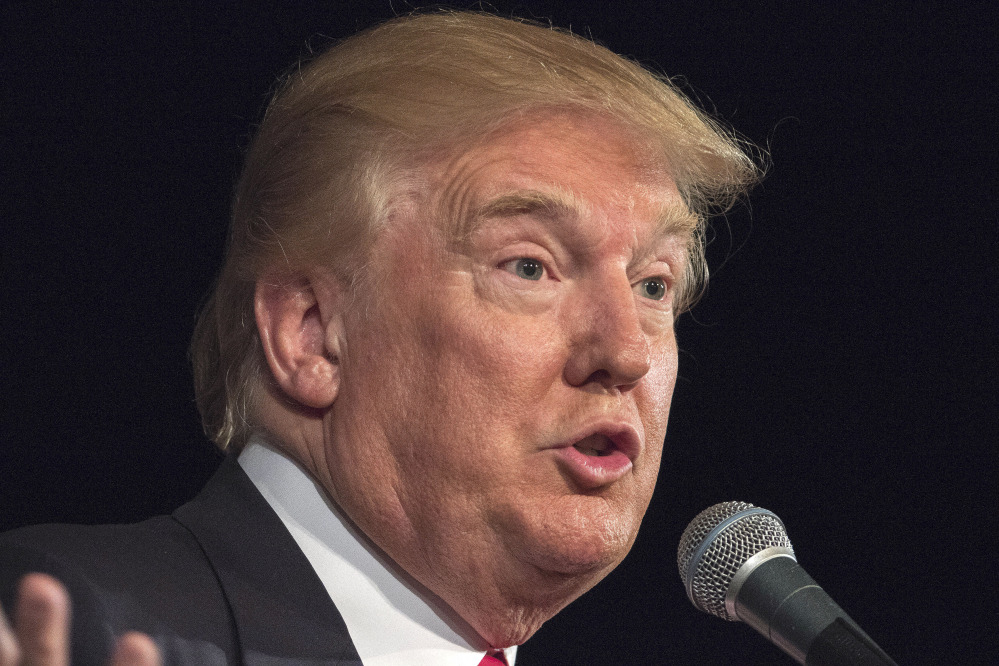 Donald Trump disparaged the physical appearance of rival Carly Fiorina in a profile published Wednesday.