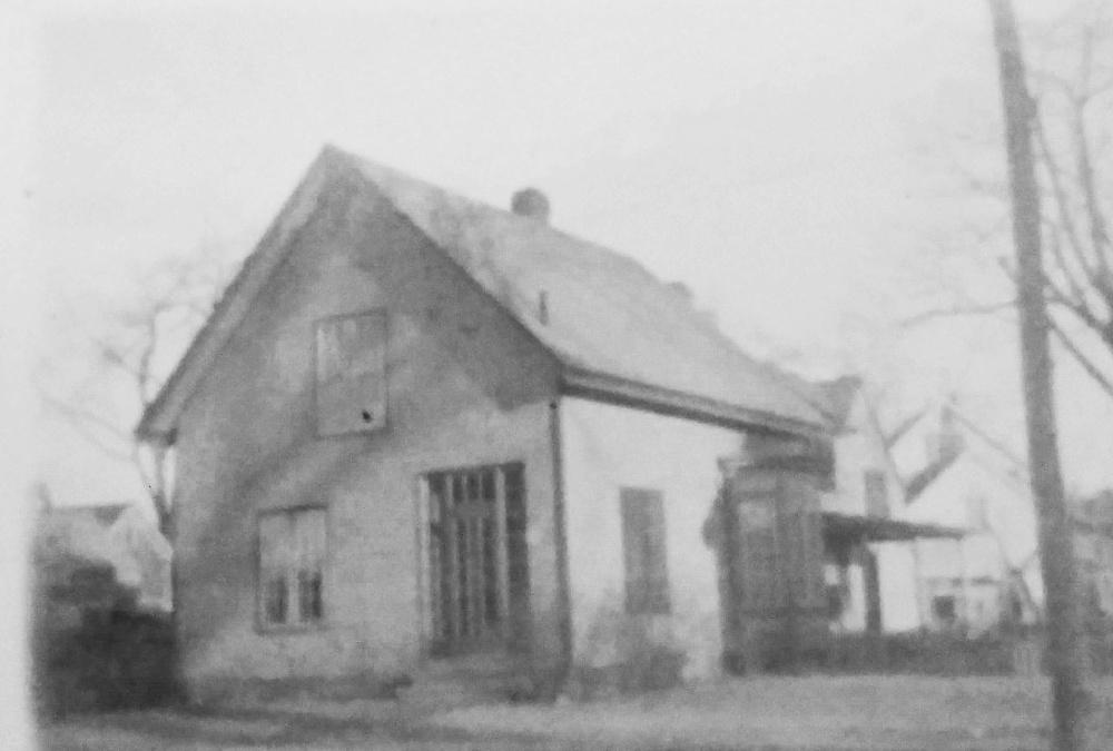 The house at 95 Pleasant St. in Waterville where Charles Terry lived from his birth in 1930 until his family moved to Winslow in 1941. This picture, from the city assessor's office, was taken in the 1930s.