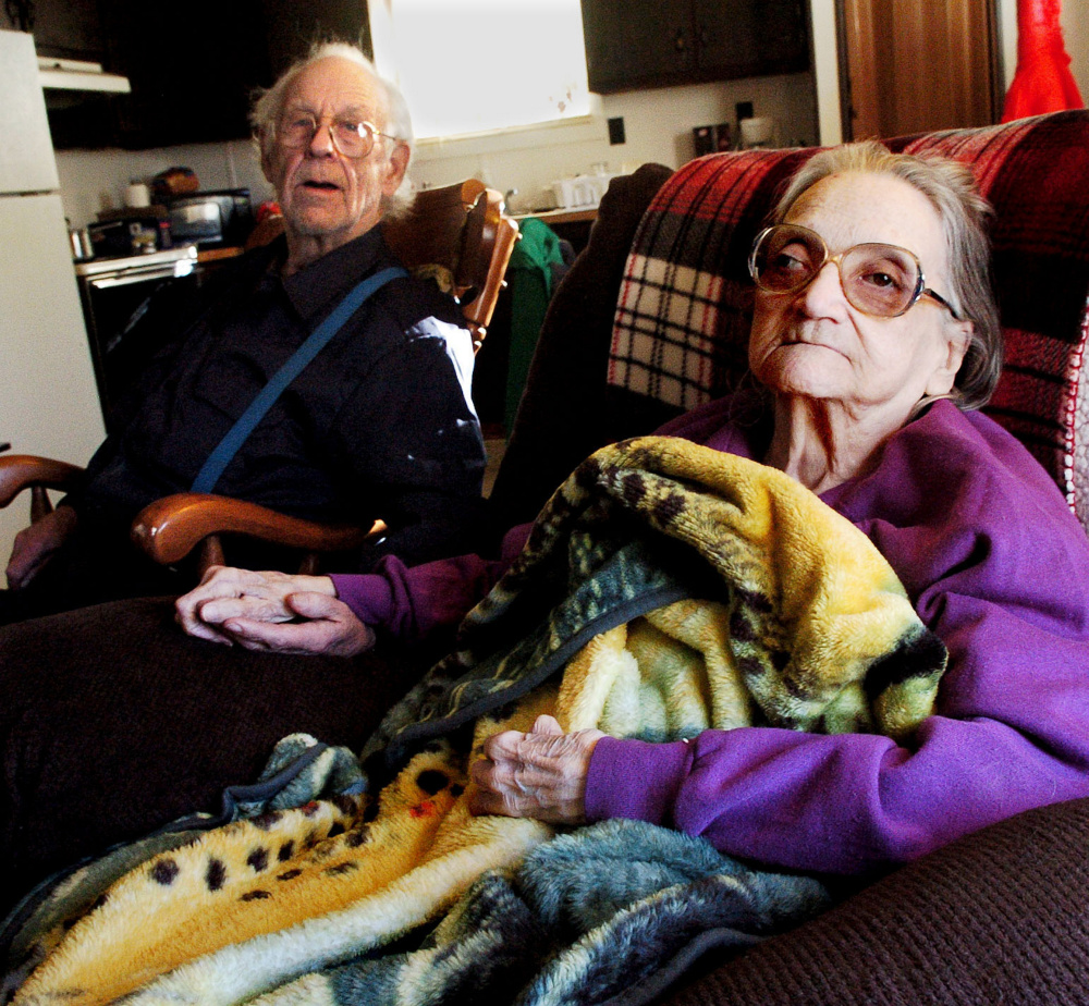 Elderly couple's eviction from Albion home draws LePage's ire