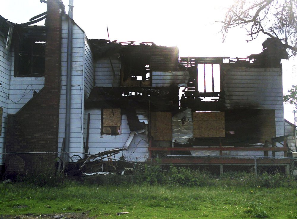 Jaclyn Bentley was acquitted in February of arson and insurance fraud charges related to the fire that burned her home in Clinton, Iowa, after cellphone tower data proved flawed.