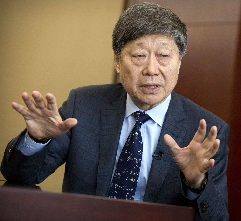 """CEO Zhang Ruimin has broken up Haier into a """"networked company"""" of hundreds of business units."""