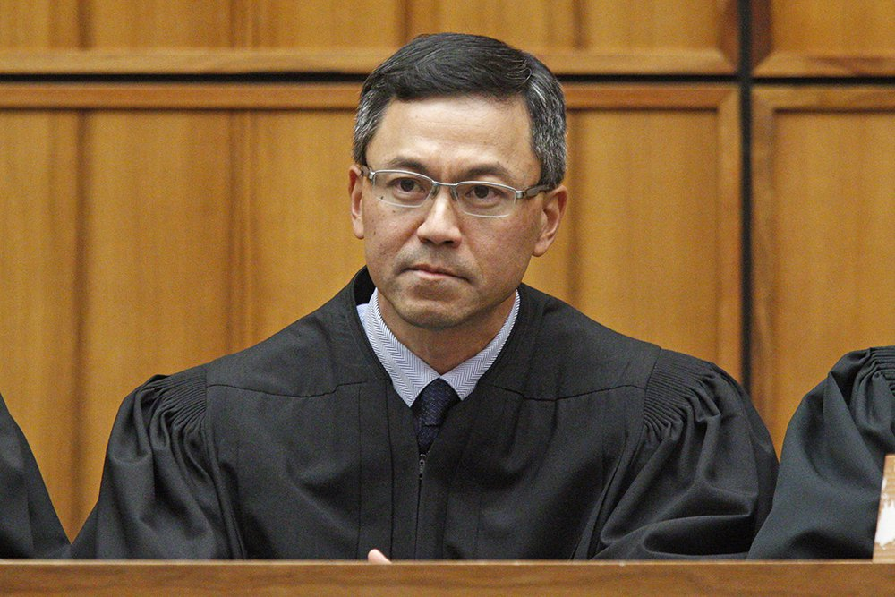 """U.S. District Judge Derrick Watson: """"The court will not crawl into a corner, pull the shutters closed, and pretend it has not seen what it has."""""""