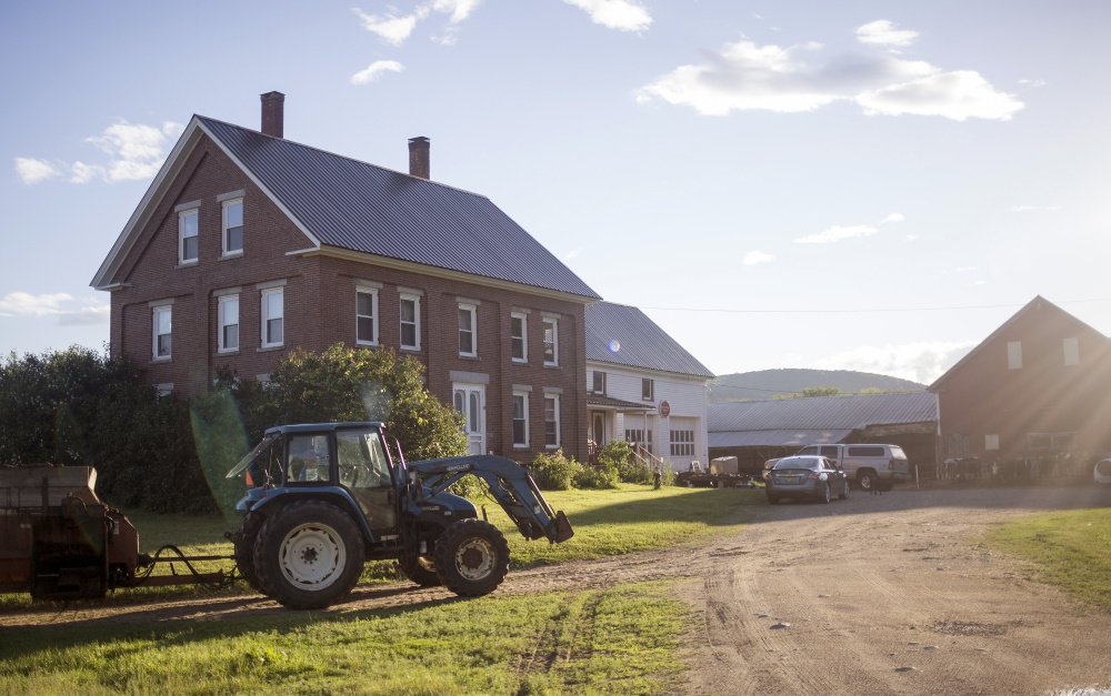 The River Valley Farm in Canton is a 300-acre operation that co-owner Carole Robbins' parents bought in 1944. Canton is one of the Maine communities that have food sovereignty ordinances allowing the sale of farm products unencumbered by state and federal licensing and inspection regulations.