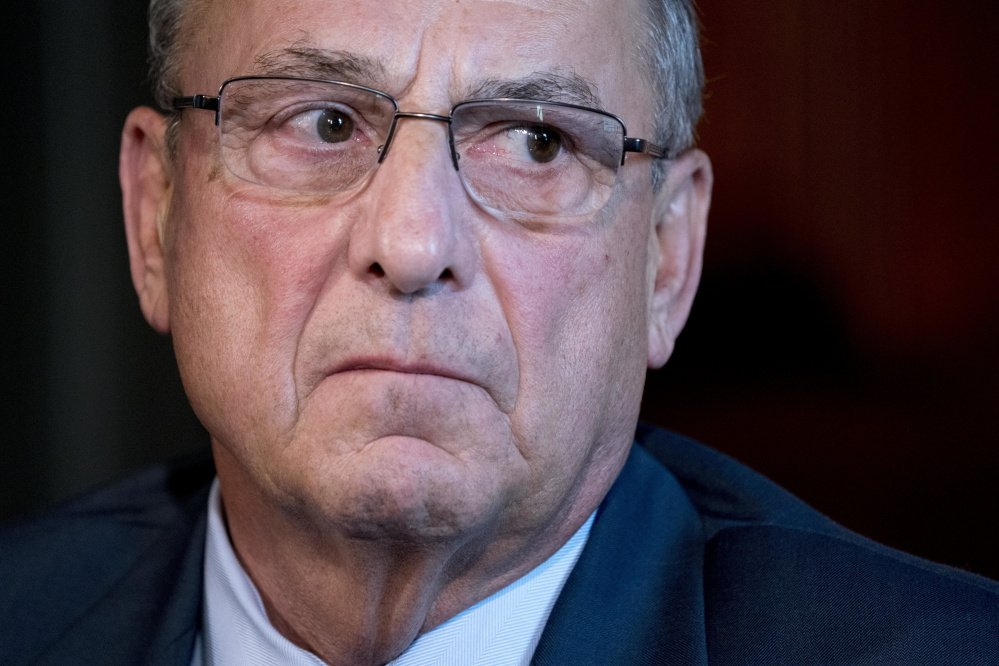 """Gov. Paul LePage: """"Once again, Maine's referendum process has been hijacked by big money, out-of-state interests hoping to pull the wool over your eyes."""""""