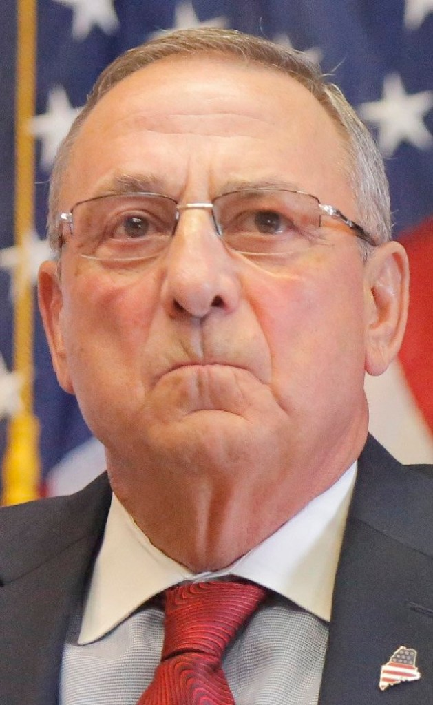 """Gov. LePage: """"While out-of-state interests are eager to exploit our western mountains in order to serve their political agendas, we must act judiciously to protect our natural beauty."""""""