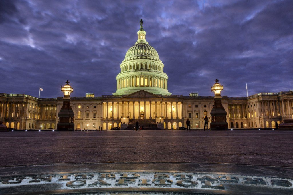 The halls of Congress remained lit throughout the night on Jan. 21 as members tried and failed to avoid a shutdown. Another budget deadline is coming up next week.
