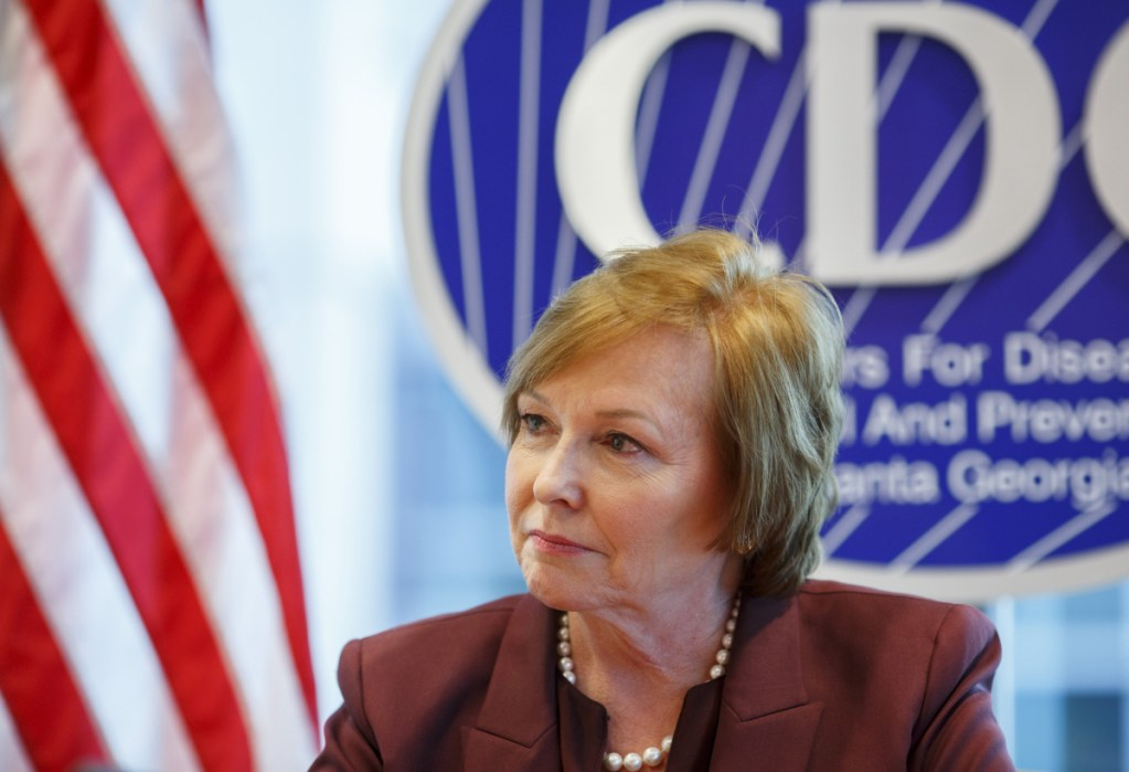Brenda Fitzgerald, who resigned as director of the Centers for Disease Control and Prevention, had been an OB-GYN in the Atlanta area
